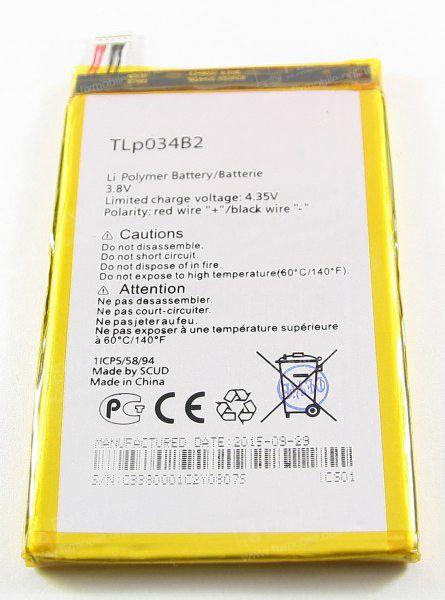 Аккумуляторная батарея для Alcatel Pop S9 (7050Y)