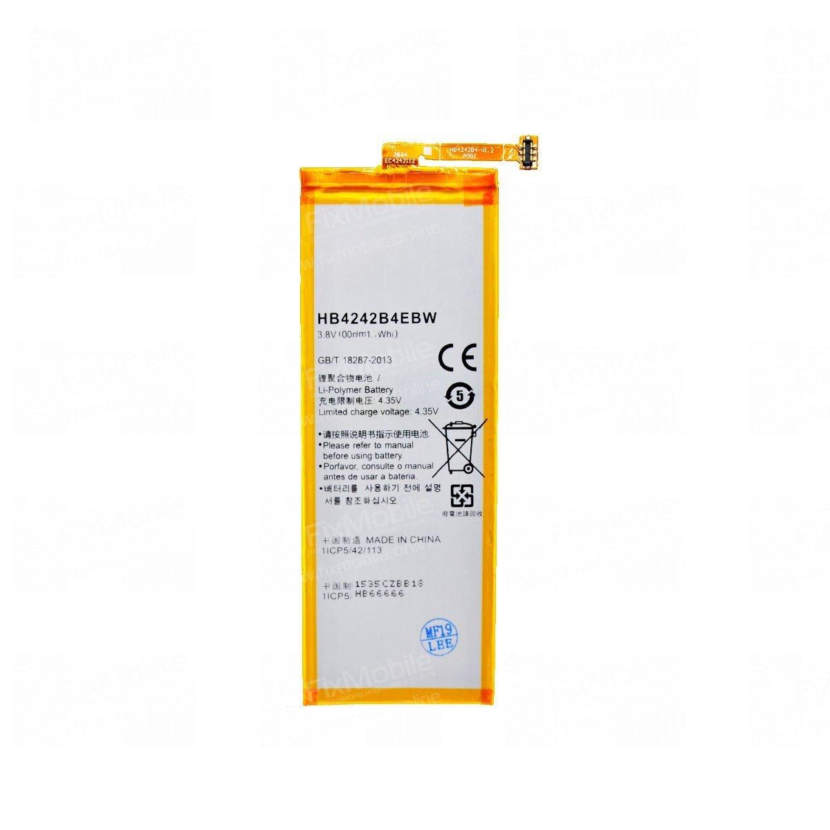 Аккумуляторная батарея для Huawei Honor 6 HB4242B4EBW