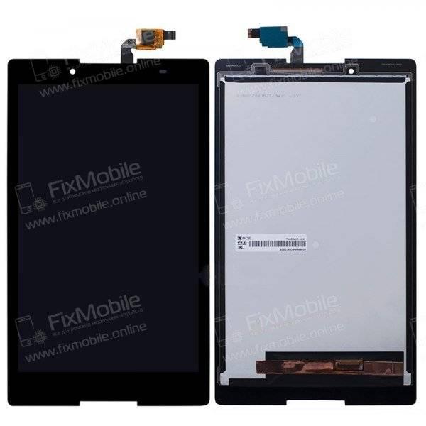 Дисплей для Lenovo Tab 2 A8-50 с тачскрином (черный)
