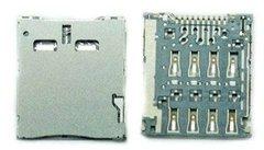 Коннектор SIM для Alcatel Idol Ultra (6033X)